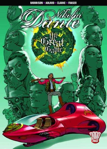 9781904265320: Nikolai Dante: The Great Game