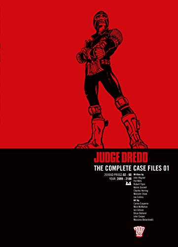 9781904265795: Judge Dredd: Complete Case Files v. 1