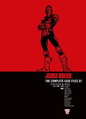 9781904265795: Judge Dredd: The Complete Case Files 01