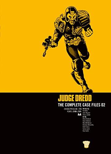 9781904265832: Judge Dredd: The Complete Case Files, Vol. 2- 2000 AD Progs 61-115