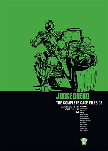 9781904265870: Judge Dredd: Complete Case Files v. 3