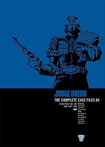 Judge Dredd: Complete Case Files v. 4: Wagner, John ;