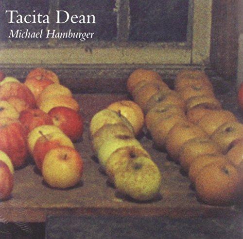 9781904270362: Tacita Dean - Michael Hamburger
