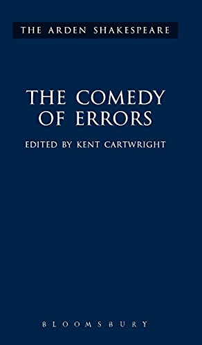 9781904271239: The Comedy of Errors: Third Series (Arden Shakespeare)