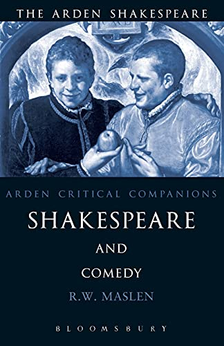 9781904271444: Shakespeare and Comedy (Arden Shakespeare: Arden Critical Companions)