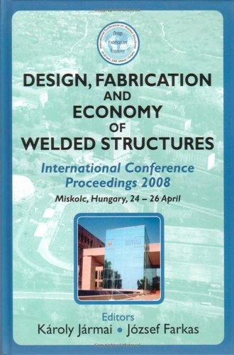 Design, fabrication and economy of welded structures;: K. Jarmai and J. Farkas