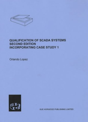 9781904282150: Qualification of SCADA Systems: Incorporating Case Study 1