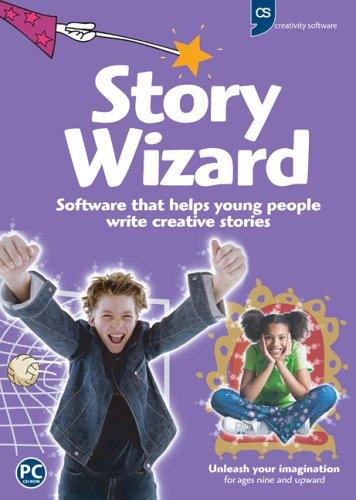9781904286066: Story Wizard: Software to Help Children Write Creative Stories