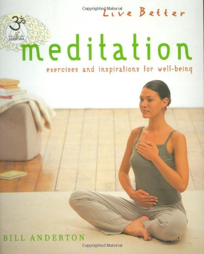 9781904292470: Meditation: Exercises and Inspirations for Well-Being (Live Better)