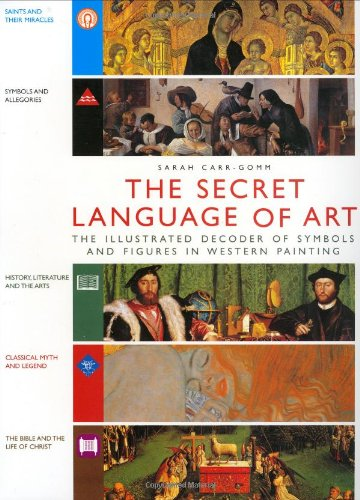 9781904292715: Secret Language of Art: The Illustrated Decoder of Symbols and Figures in Western Painting