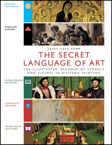 9781904292715 The Secret Language Of Art The Illustrated Decoder