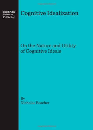 9781904303244: Cognitive Idealization: On the Nature and Utility of Cognitive Ideals