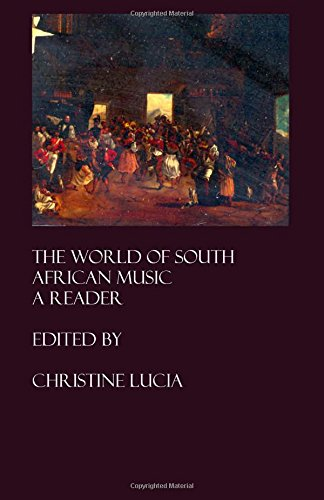 9781904303367: The World of South African Music: A Reader