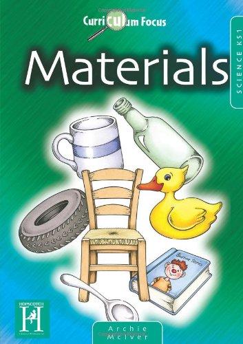 Curriculum Focus Materials KS1 (Curriculum Focus): Archie McIver