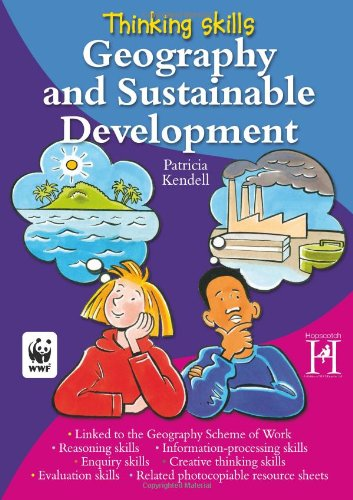 9781904307495: Geography and Sustainable Development (Thinking Skills)