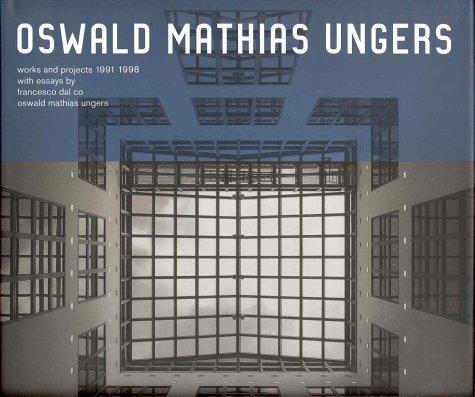 9781904313007: Oswald Mathias Ungers (Electa Architecture)