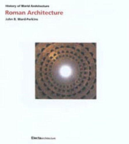 9781904313199: Roman Architecture (History of World Architecture)