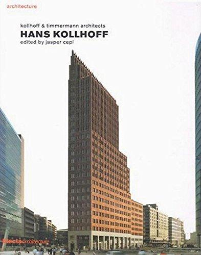 Kollhoff & Timmermann Architects: Hans Kollhoff: Jasper Cepl