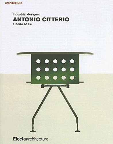 9781904313366: Antonio Citterio