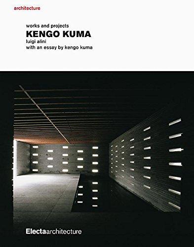 9781904313427: Kengo Kuma: Works And Projects