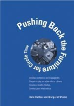 Pushing Back the Furniture for Circle Time (Paperback): Kate Button