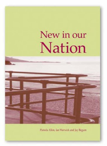 9781904315216: New in Our Nation: Activities to Promote Self-esteem And Resilience in Young Asylum Seekers