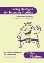 9781904315391: Heart Masters - Coping Strategies for Secondary Students: A PSHE Programme for Managing Stress, Improving Behaviour and Developing Study Skills (Lucky Duck Books)