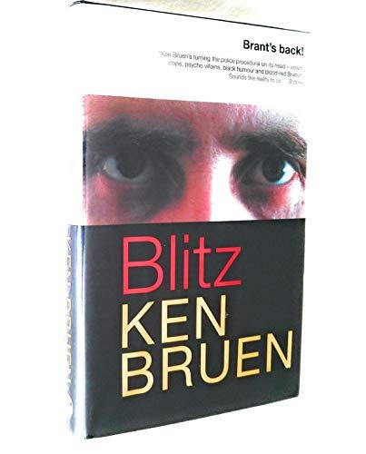 Blitz (White Trilogy): Ken Bruen