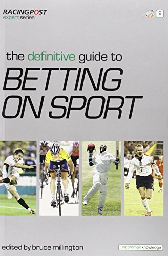 9781904317364: The Definitive Guide to Betting on Sports (