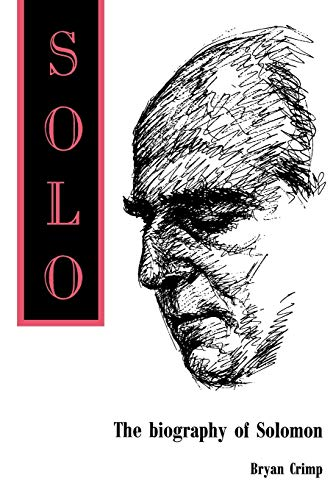 9781904331360: Solo. The Biography of Solomon