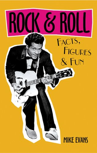 Rock & Roll Facts, Figures & Fun: Evans, Mike