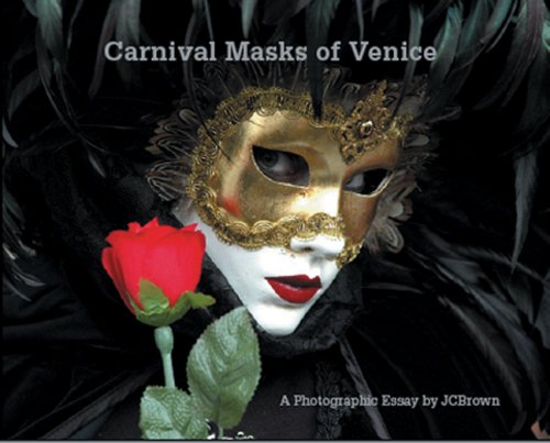 9781904332831: Carnival Masks of Venice: A Photographic Essay