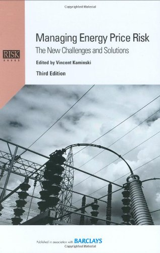 9781904339199: Managing Energy Price Risk: The New Challenges and Solutions, Third Edition