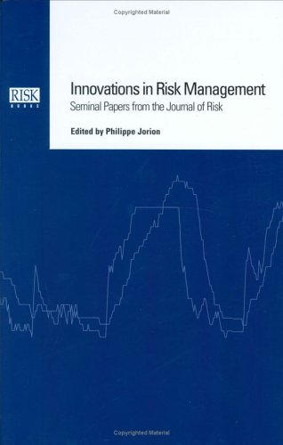 9781904339281: Innovations in Risk Management: Seminal Papers from The Journal of Risk