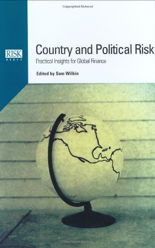 9781904339311: Country and Political Risk: Practical Insights for Global Finance