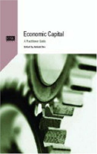 9781904339366: Economic Capital: A Practitioner Guide