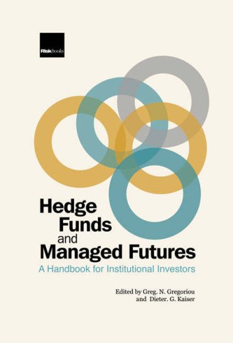 9781904339533: Hedge Funds and Managed Futures: A Handbook for Institutional Investors