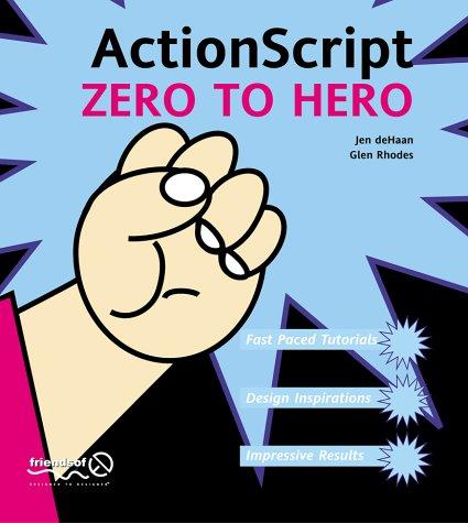 9781904344117: ActionScript Zero to Hero