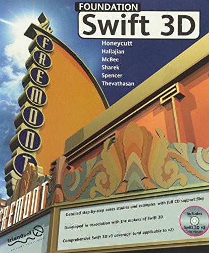 9781904344193: Foundation Swift 3D v3