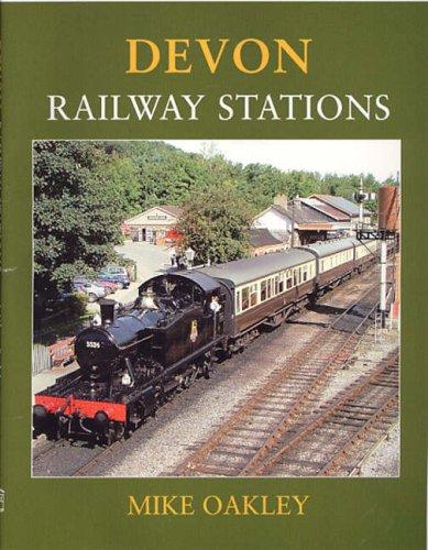 9781904349556: Devon Railway Stations