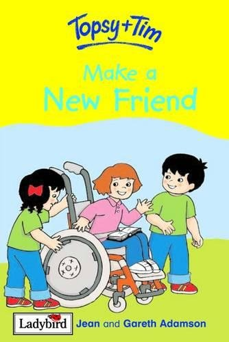 9781904351177: topsy and tim: make a new friend