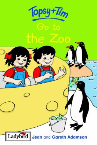 9781904351214: Topsy and Tim: Go to the Zoo