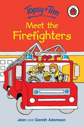 9781904351313: Topsy And Tim Meet The Firefighters (mini) (Topsy & Tim)