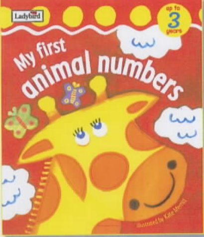 9781904351399: My First Animal Numbers