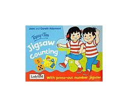 9781904351627: Topsy and Tim: Jigsaw Numbers Frieze