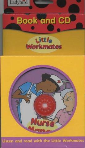 9781904351993: Nurse Nancy (Little Workmates)