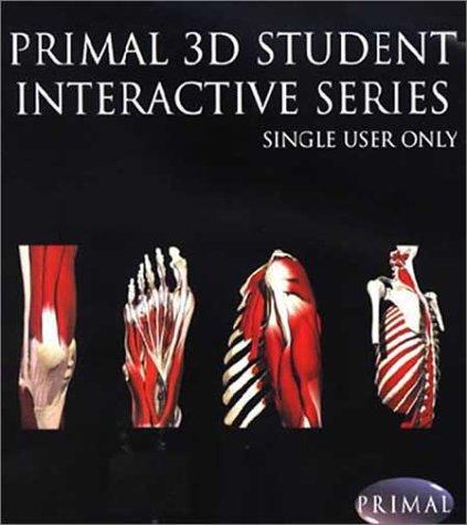 9781904369080: Medical Student Set (Primal 3D Student Interactive Series)