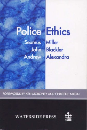 9781904380269: Police Ethics: Second Edition