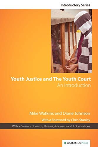 Youth Justice and The Youth Court: An Introduction (Introductory Series): Watkins, Mike; Johnson, ...