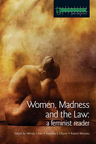 9781904385097: Women, Madness and the Law: A Feminist Reader (Glasshouse S)